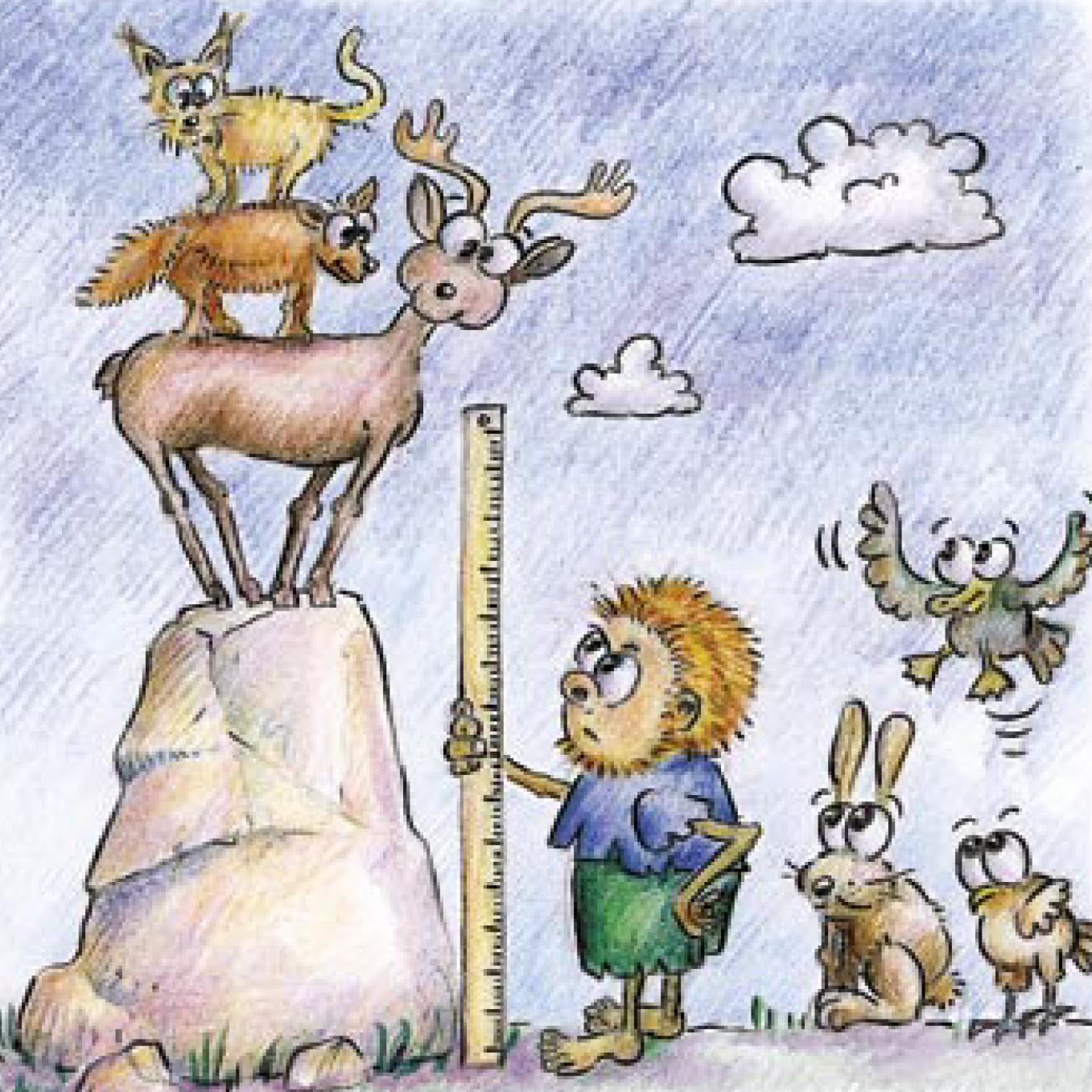 Via Silva Tafel Illustration